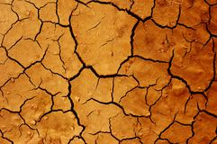 De textuur van de modder Royalty-vrije Stock Foto