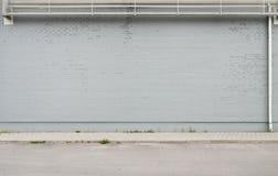 De textuur van de muur Stock Foto