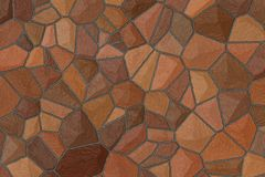 De Textuur van de muur stock illustratie