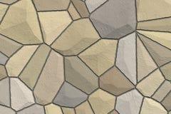 De textuur van de muur vector illustratie