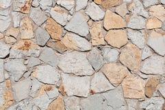 De Textuur van de Muur van de steen Royalty-vrije Stock Foto