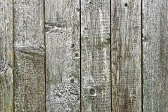 De textuur van de oude houten raad Stock Foto's
