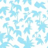 De textuur van de palm Royalty-vrije Stock Afbeeldingen