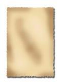 De textuur van de papyrus Royalty-vrije Stock Foto's