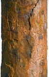 De textuur van de roest Stock Fotografie