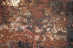 De textuur van de roest Royalty-vrije Stock Afbeeldingen