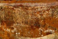 De textuur van de roest Royalty-vrije Stock Foto