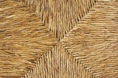 De textuur van de rotan. stock afbeelding