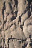 De textuur van de rots Stock Foto