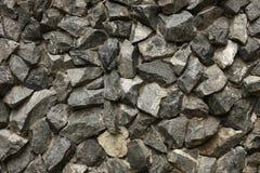 De textuur van de rots Stock Foto's