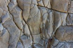 De textuur van de rots Stock Afbeeldingen