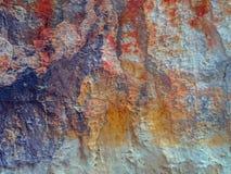 De textuur van de rots Royalty-vrije Stock Fotografie