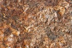 De textuur van de rots voor achtergrondgebruik Royalty-vrije Stock Afbeelding
