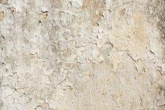 De Textuur van de schilverf (Tan en Grijs) Royalty-vrije Stock Foto