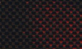 De textuur van de slanghuid Stock Foto's