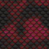 De textuur van de slanghuid Royalty-vrije Stock Foto's
