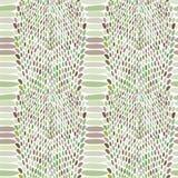 De textuur van de slanghuid Naadloze patroonzwarte op witte achtergrond Vector Royalty-vrije Stock Foto's