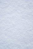 De textuur van de sneeuw Stock Afbeeldingen