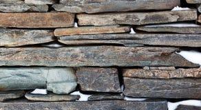 De textuur van de steen Royalty-vrije Stock Fotografie