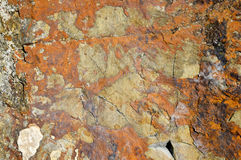 De textuur van de steen stock afbeelding