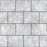 De textuur van de steen brickwall stock foto's