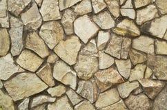 De textuur van de steen eindigt Stock Foto