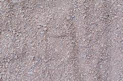 De textuur van de steengrond Stock Foto