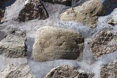 De textuur van de steenmuur Royalty-vrije Stock Foto
