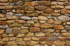 De textuur van de steenmuur - voorraadfoto Stock Afbeeldingen