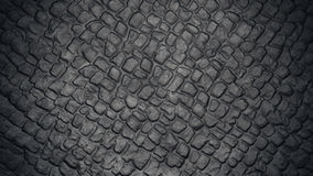 De textuur van de steenweg Royalty-vrije Stock Foto