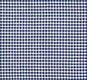 De textuur van de stoffenplaid Stock Foto's