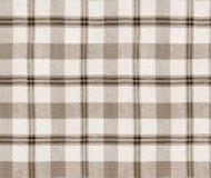 De textuur van de stoffenplaid Plaid naadloos patroon/de Geruite Achtergrond van de Lijstdoek Royalty-vrije Stock Afbeeldingen