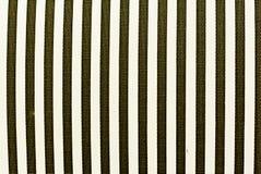 De textuur van de streepstof Stock Foto