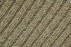 De textuur van de sweater Royalty-vrije Stock Afbeelding