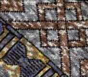 De textuur van de sweater Stock Fotografie