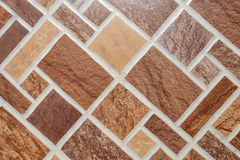De textuur van de tegel stock afbeeldingen