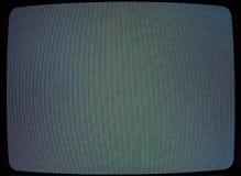 De Textuur van de televisie Stock Afbeelding