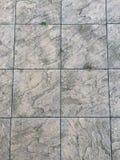 De Textuur van de terrastegel Royalty-vrije Stock Foto