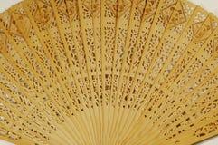 De textuur van de ventilator Stock Fotografie