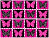 De textuur van de vlinder Royalty-vrije Stock Afbeeldingen