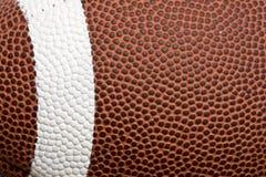 De textuur van de voetbal Royalty-vrije Stock Afbeelding
