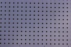 De textuur van de witmetaalplaat Stock Afbeeldingen