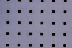 De textuur van de witmetaalplaat Royalty-vrije Stock Foto's