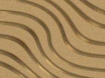 De textuur van de woestijn Royalty-vrije Stock Foto