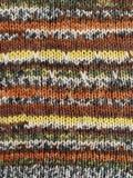 De textuur van de wol Stock Afbeeldingen