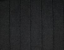 De textuur van de wolstof Stock Fotografie