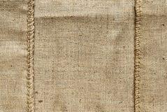 De textuur van de zak Royalty-vrije Stock Foto