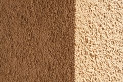 De textuur van de zandnevel Royalty-vrije Stock Foto's