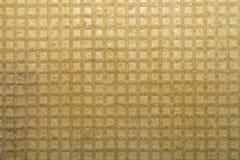 De textuur van de zoete wafels Royalty-vrije Stock Foto