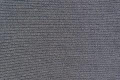 De textuur van de donkere stof stock fotografie